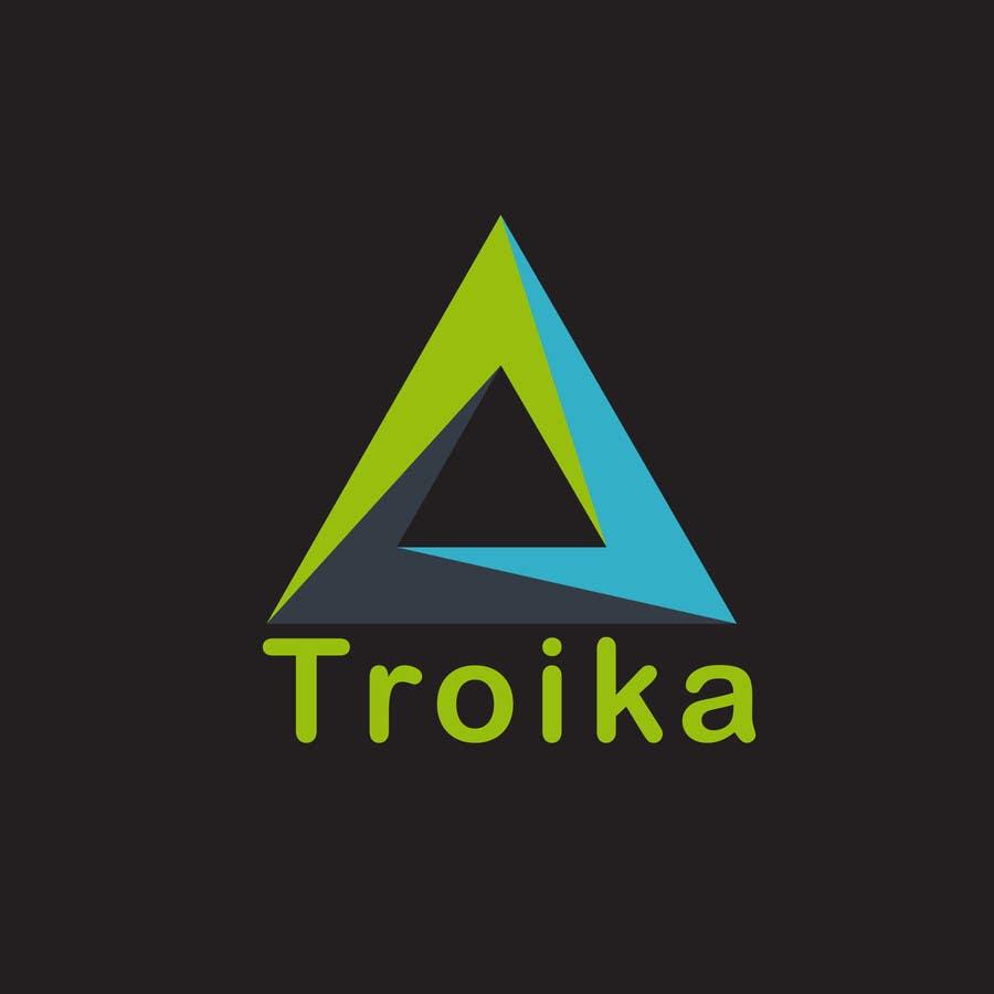 Konkurrenceindlæg #31 for Design a Logo for Troika