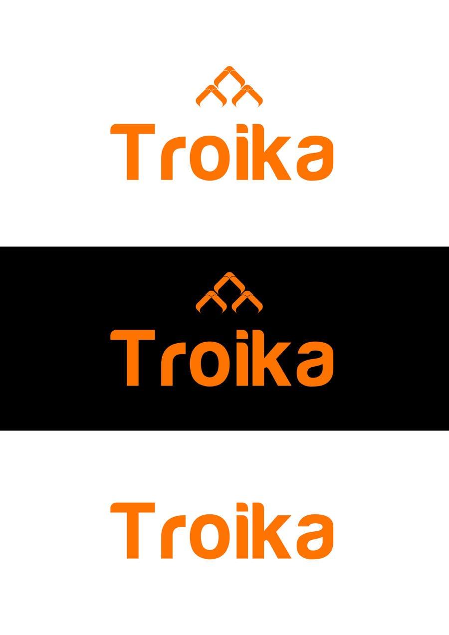 Inscrição nº 3 do Concurso para Design a Logo for Troika