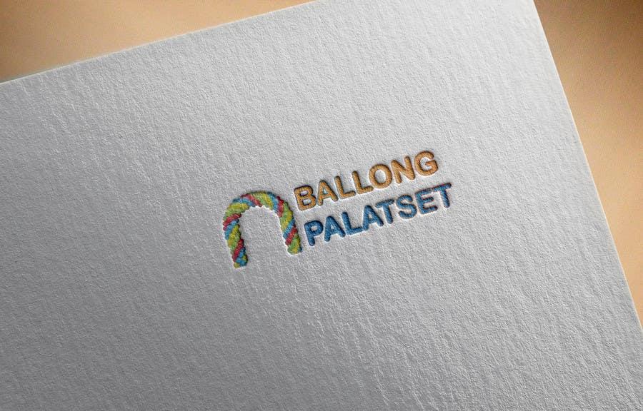 Contest Entry #10 for Design a logo for Ballong palatset (Balloon palace)