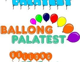 #3 for Design a logo for Ballong palatset (Balloon palace) af chunk337