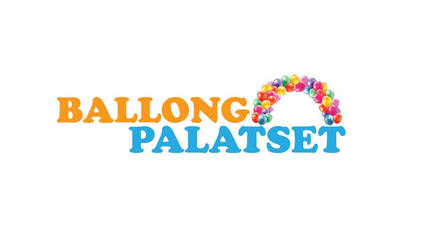 Konkurrenceindlæg #15 for Design a logo for Ballong palatset (Balloon palace)