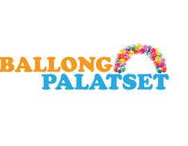 #15 for Design a logo for Ballong palatset (Balloon palace) af fardiaafrin