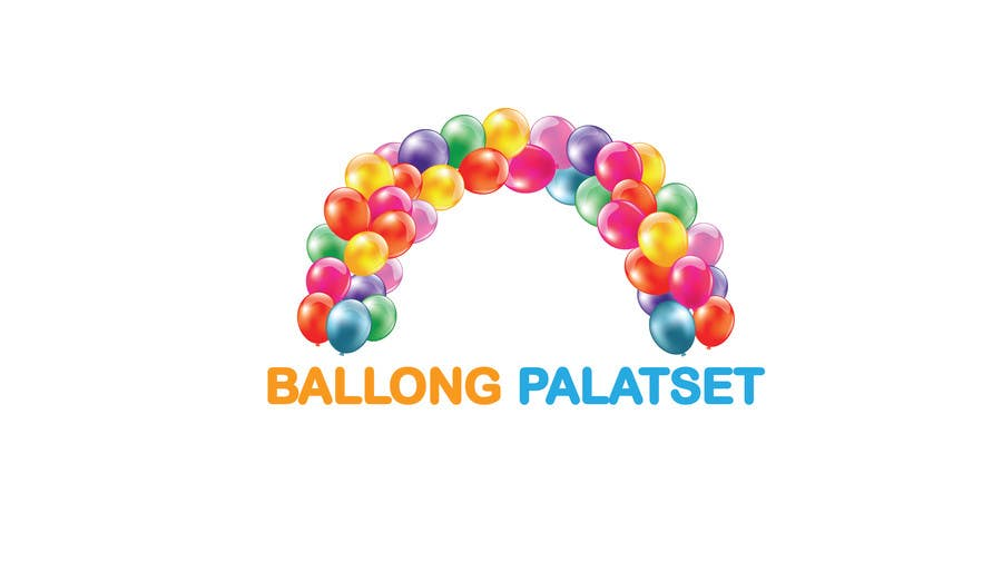 Contest Entry #16 for Design a logo for Ballong palatset (Balloon palace)
