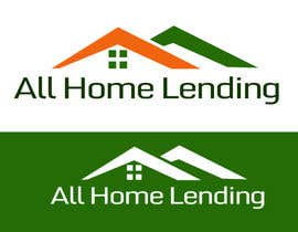 nº 59 pour Design a Logo for All Home Lending par wilfridosuero
