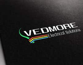 #46 untuk Design a Logo for Vedmore Electrical Solutions -- 2 oleh Masinovodja