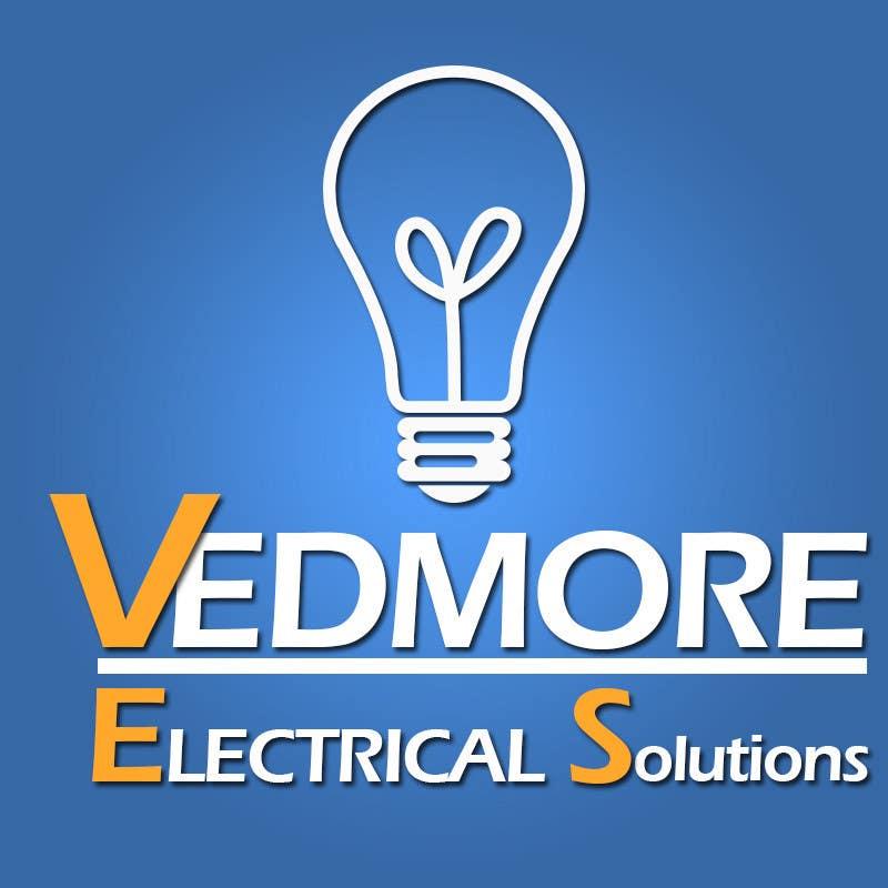 Inscrição nº 9 do Concurso para Design a Logo for Vedmore Electrical Solutions -- 2