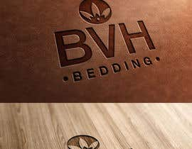 #119 para Logo Design for BVH Bedding por dynastydezigns
