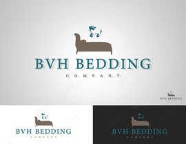 #141 para Logo Design for BVH Bedding por sylvia17