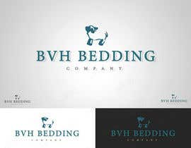 #142 para Logo Design for BVH Bedding por sylvia17
