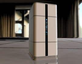 #55 for 3D Model of Smart Router by gayatry