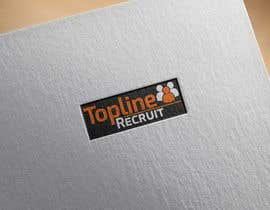 #14 for Design a Logo for Topline Recruit by emilitosajol