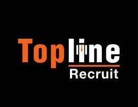 nº 47 pour Design a Logo for Topline Recruit par rangathusith