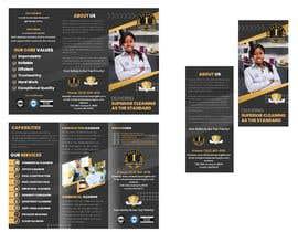 #9 для Need a Tri-Fold Brochure Design & Business Card от ridwantjandra