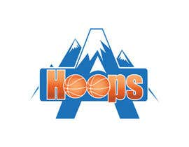 #72 for Simple Logo Design for Basketball Team af jonuelgs
