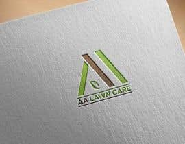 #83 untuk Design a Logo for business cards- AALawnCare oleh JaizMaya