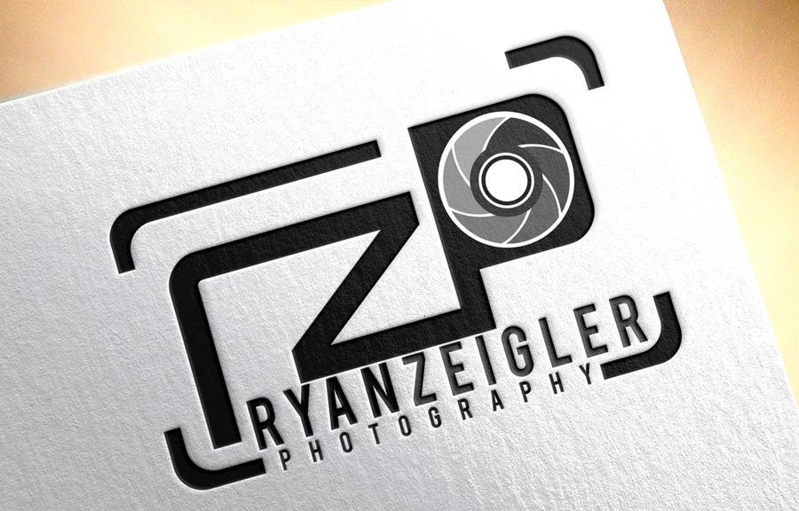 8d860edbbf8a6 Entry  108 by dezigningking for Design a Logo for Ryan Zeigler ...