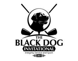 Nro 27 kilpailuun Design a Logo for The Black Dog Invitational (golf tournament) käyttäjältä jaywdesign