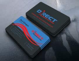 #294 untuk Direct Insurance Sol - Business Card Design oleh qualifiedacademy