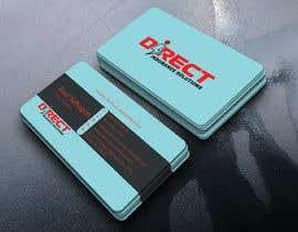 #295 untuk Direct Insurance Sol - Business Card Design oleh qualifiedacademy