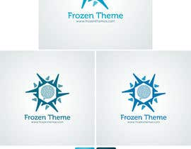 nº 30 pour Logo Design for Frozen Themes par rugun