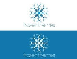 #1 para Logo Design for Frozen Themes por niccroadniccroad