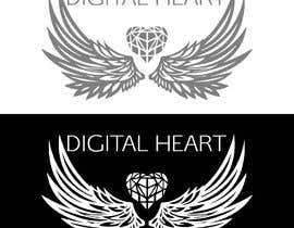 mishalpatwary121 tarafından Design a digital heart için no 210