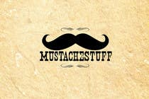 Graphic Design Entri Kontes #184 untuk Logo Design for MustacheStuff.com