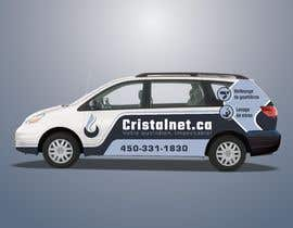 #43 for Car Wrap Re-Design by dinesh11580