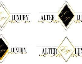#44 for Alter Ego Luxury Logo (online clothing boutique)  - 27/03/2021 20:41 EDT by Bennettlouis
