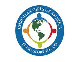 #8 untuk Design a Logo for Christian Girls Of America oleh ricardosanz38