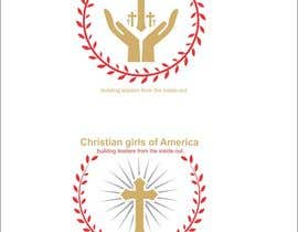 #7 untuk Design a Logo for Christian Girls Of America oleh keshidesigner