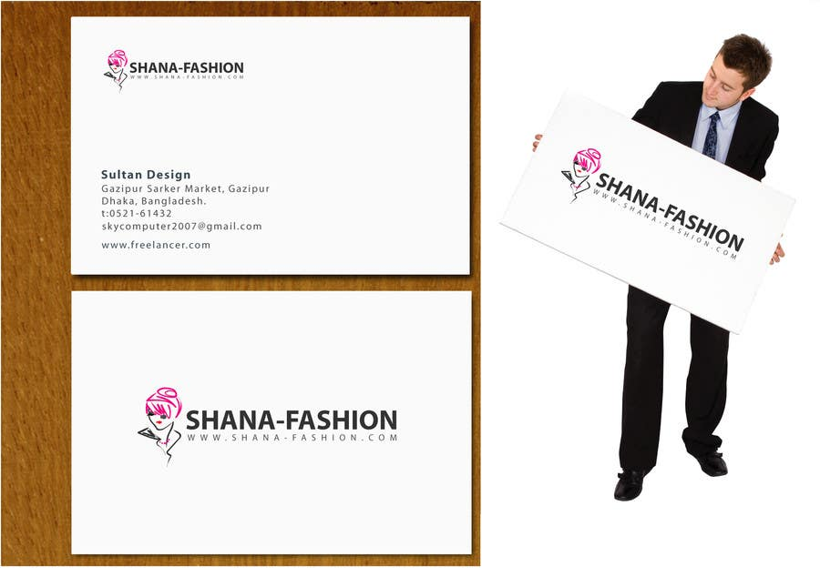 #44 for Logo Design for fashion store by sultandesign