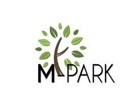 #47 for Design a Logo for M-Park af joydeepmandal