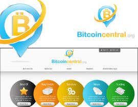 #35 cho Logo Design for Bitcoin Hub Website bởi genqydy