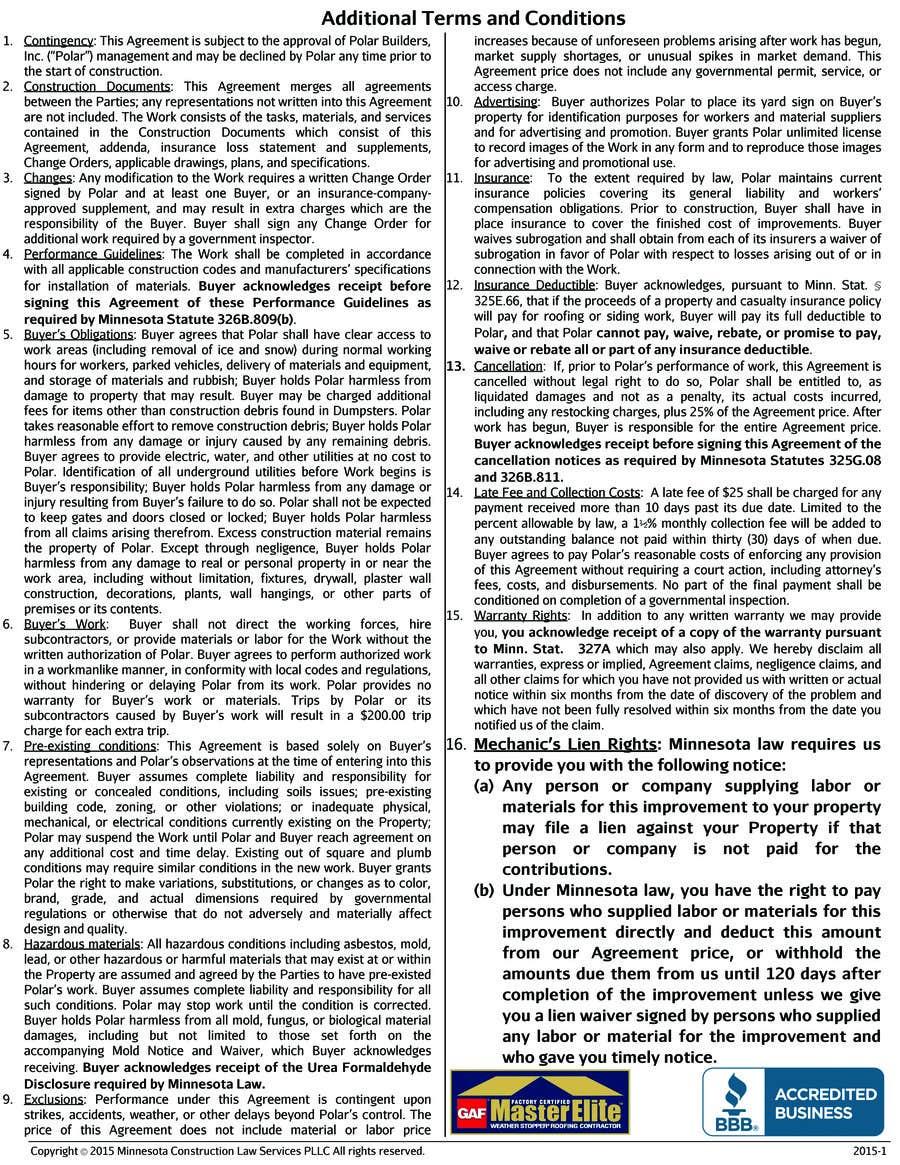 Proposition n°                                        6                                      du concours                                         Insurance Contract