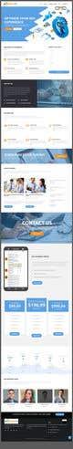 Konkurrenceindlæg #                                                27                                              billede for                                                 Ui designing for Static pages of a Crypto platform.