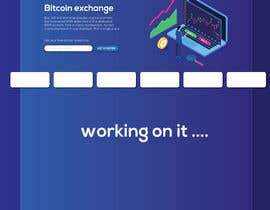 #36 for Ui designing for Static pages of a Crypto platform. af zsazzaddesign
