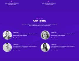 #26 for Ui designing for Static pages of a Crypto platform. by hiraahmmad999