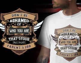 nº 110 pour T-shirt design (ash) par akashhasan22