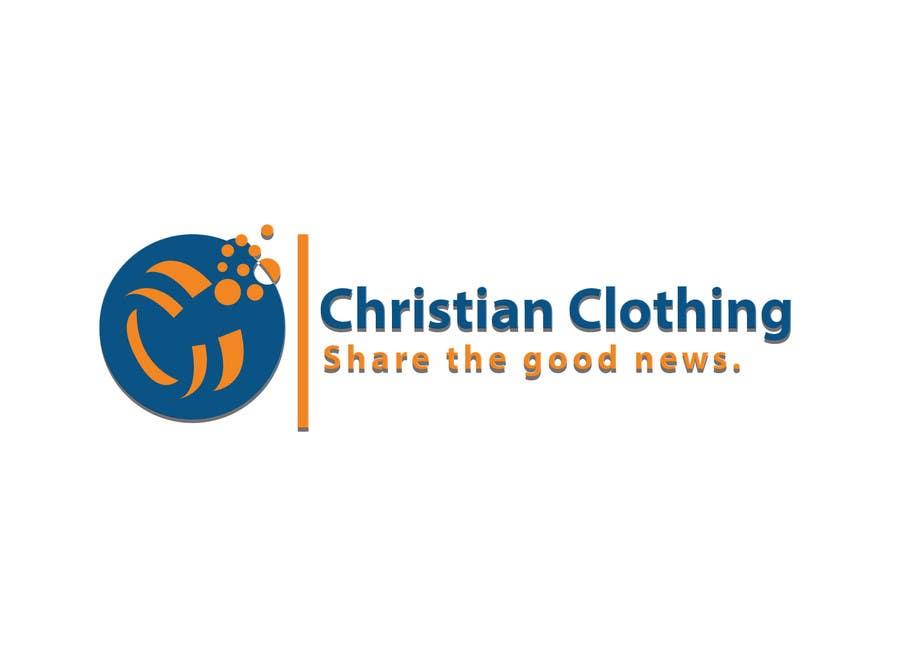 Konkurrenceindlæg #10 for Design a Logo for Christian Clothing
