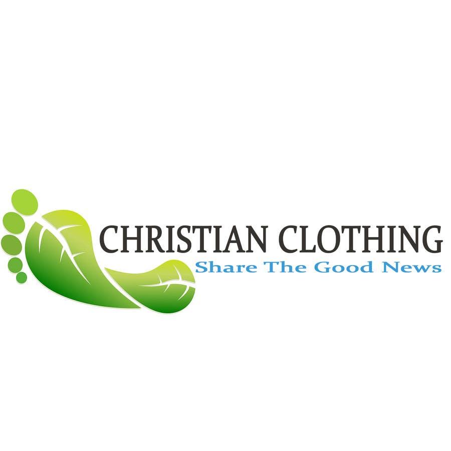 Konkurrenceindlæg #25 for Design a Logo for Christian Clothing