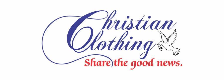 Konkurrenceindlæg #7 for Design a Logo for Christian Clothing