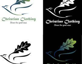 #27 para Design a Logo for Christian Clothing por arnab22922