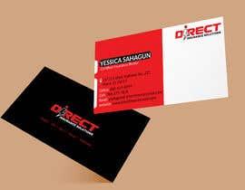 #116 untuk Direct Insurance Solutions - Business Card Design oleh ExpertDesigner06