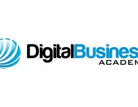nº 31 pour Logo Design for the Digital Business Academy par trying2w