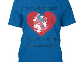 nº 13 pour Design a T-Shirt for Broken Hearted par lahiruinjobs