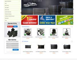 CreativeDezigner tarafından Banner Ad Design for Auto Parts website için no 25