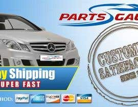 #38 untuk Banner Ad Design for Auto Parts website oleh joepatz