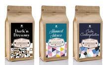 Graphic Design Kilpailutyö #133 kilpailuun Talana Coffee package label design
