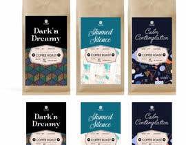 Nro 134 kilpailuun Talana Coffee package label design käyttäjältä MasterDesignRO